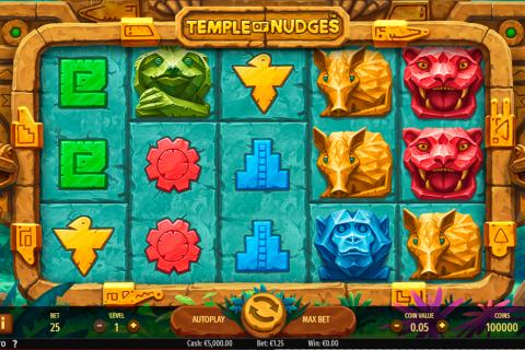 temple of nudges netent