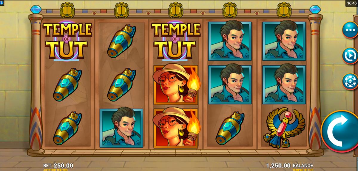 temple of tut microgaming