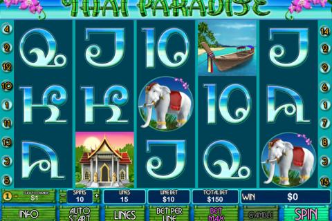 thai paradise playtech