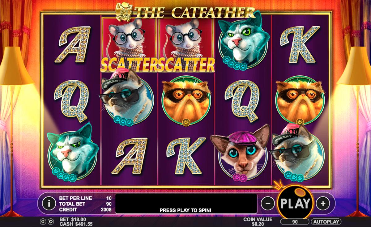 the catfather pragmatic