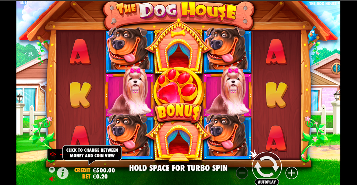 the dog house pragmatic