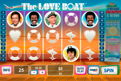 the love boat playtech