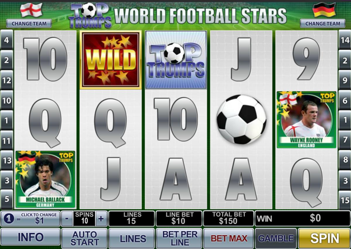 top trumps world football stars playtech