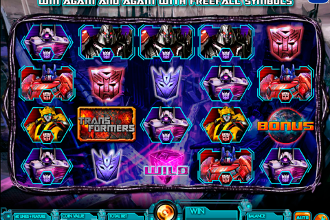 transformers battle for cybertron igt