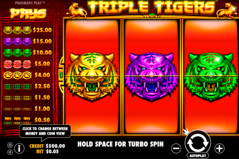 triple tigers pragmatic