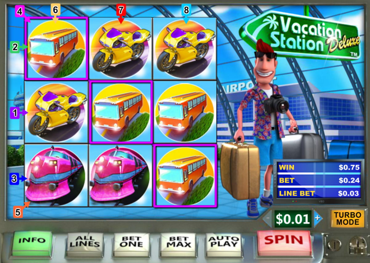 vacation station deluxe playtech