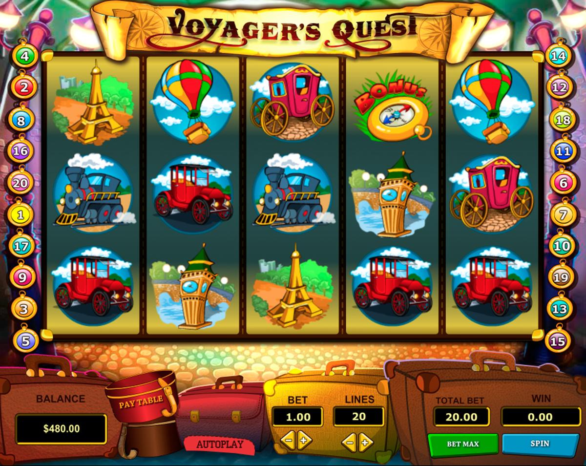 voyagers quest pragmatic