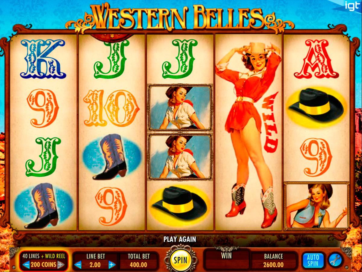 western belles igt