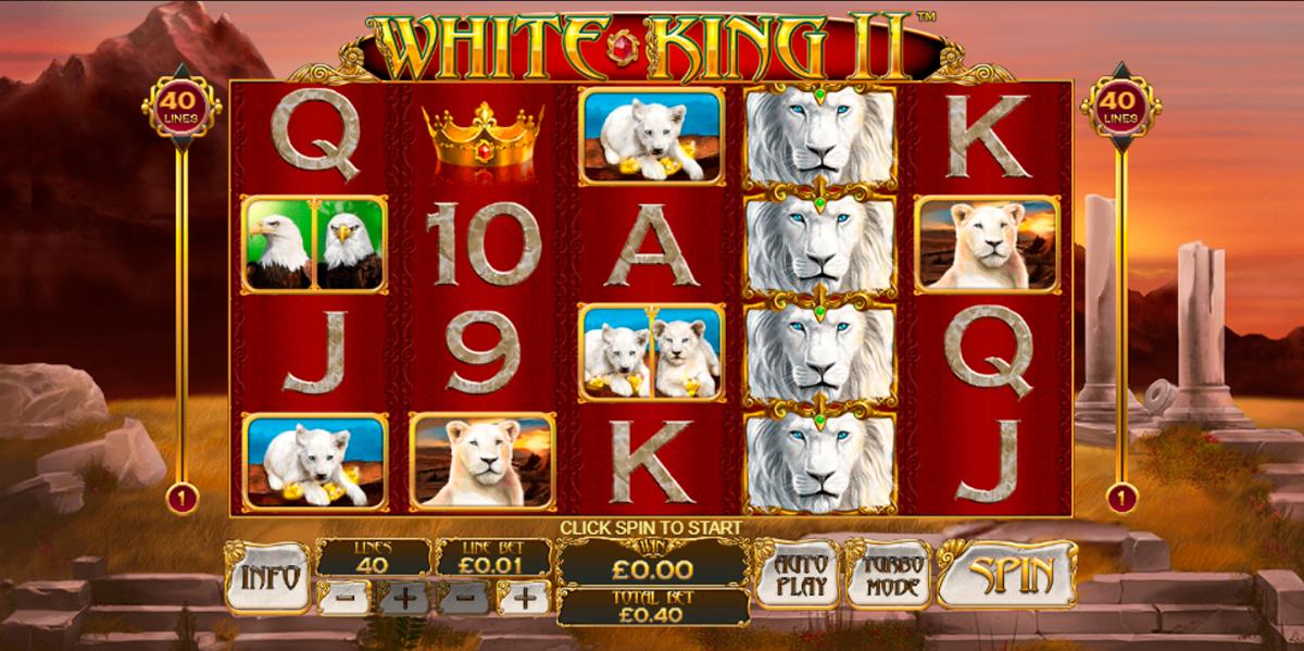 white king 2 playtech