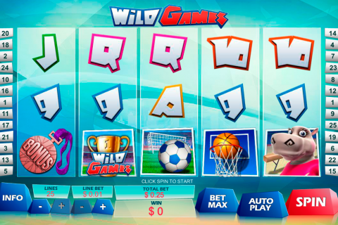 wild games playtech