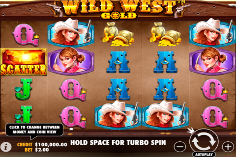 wild west gold pragmatic