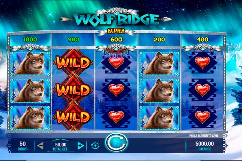 wolf ridge igt