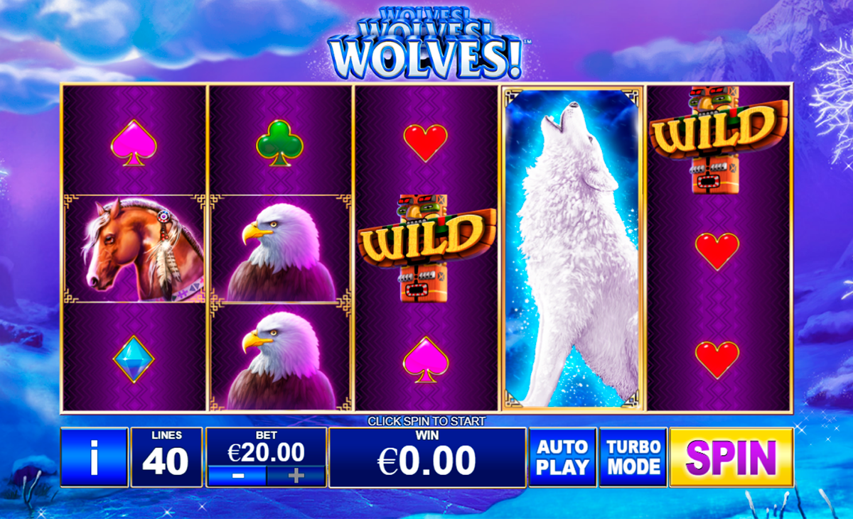 wolves playtech