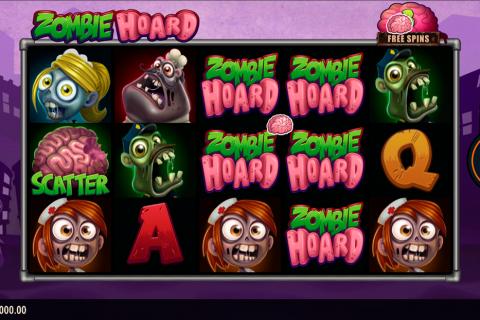 zombie hoard microgaming
